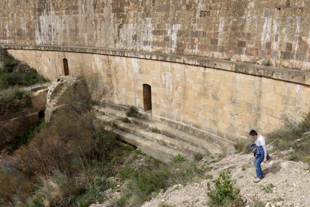 180314-1-Barrage 19eme Embalse Isabel II (Sierra Alhamilla-Andalousie) (26)