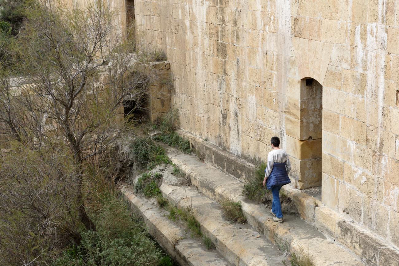 180314-1-Barrage 19eme Embalse Isabel II (Sierra Alhamilla-Andalousie) (28)