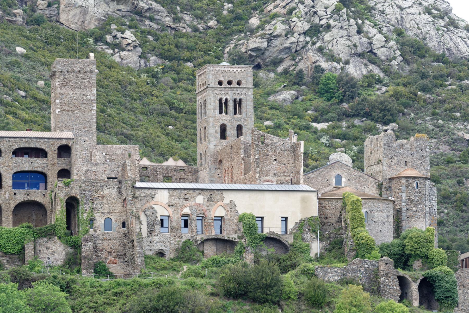 180430-3-Monestir de sant Pedre de Rodes (11) (Catalogne-Espagne)