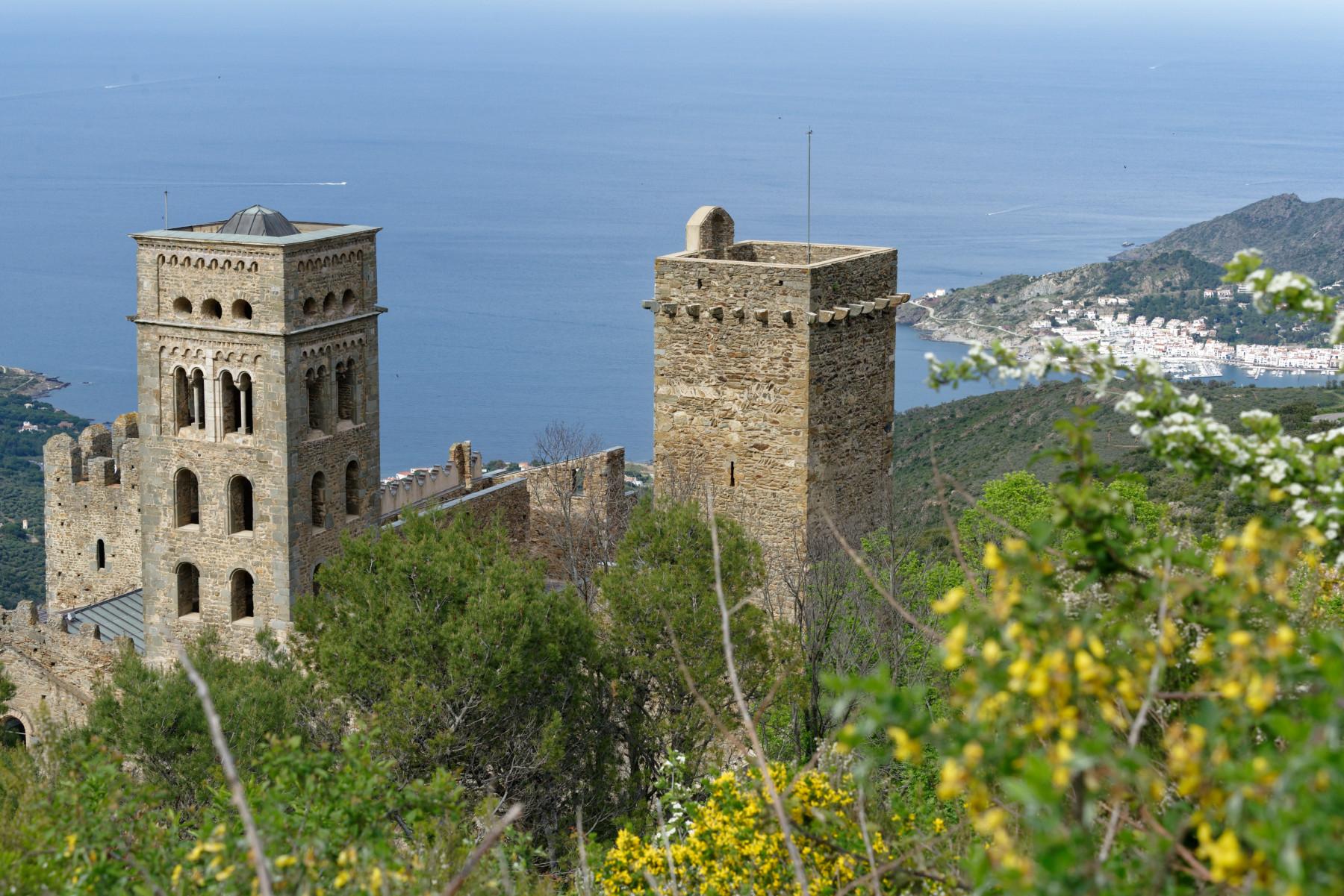 180430-3-Monestir de sant Pedre de Rodes (24) (Catalogne-Espagne)