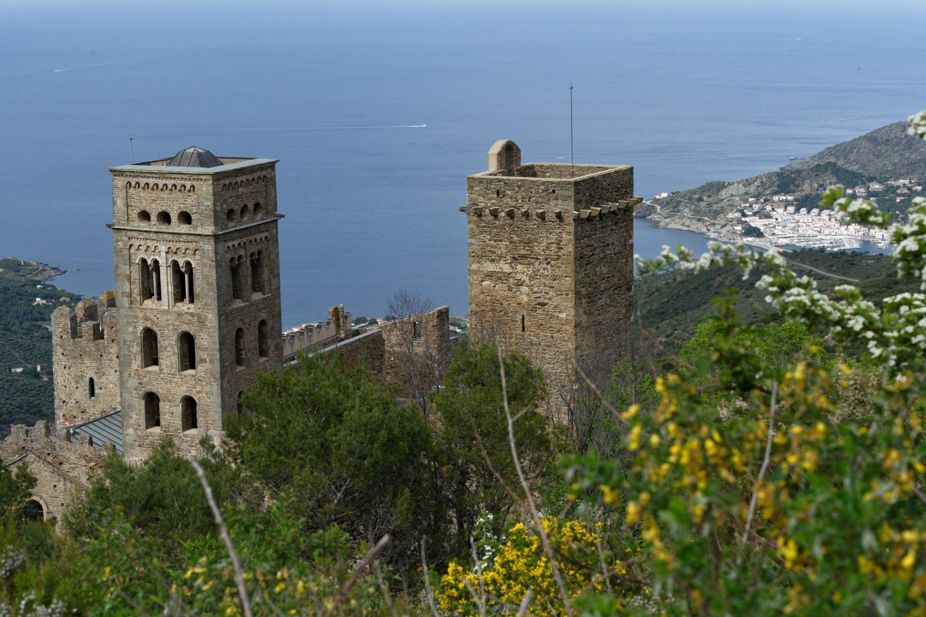 180430-3-Monestir de sant Pedre de Rodes (27) (Catalogne-Espagne)