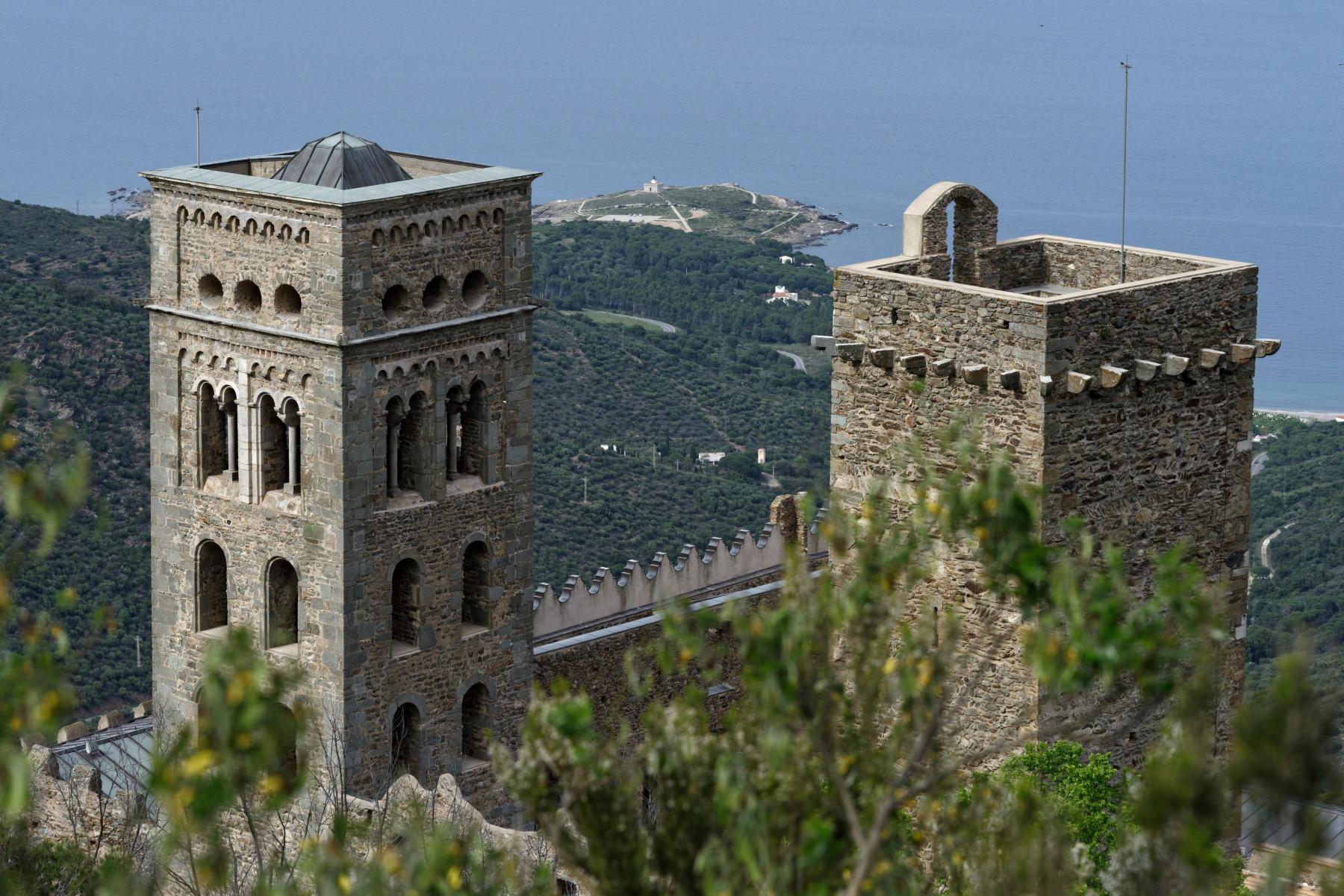 180430-3-Monestir de sant Pedre de Rodes (28) (Catalogne-Espagne)