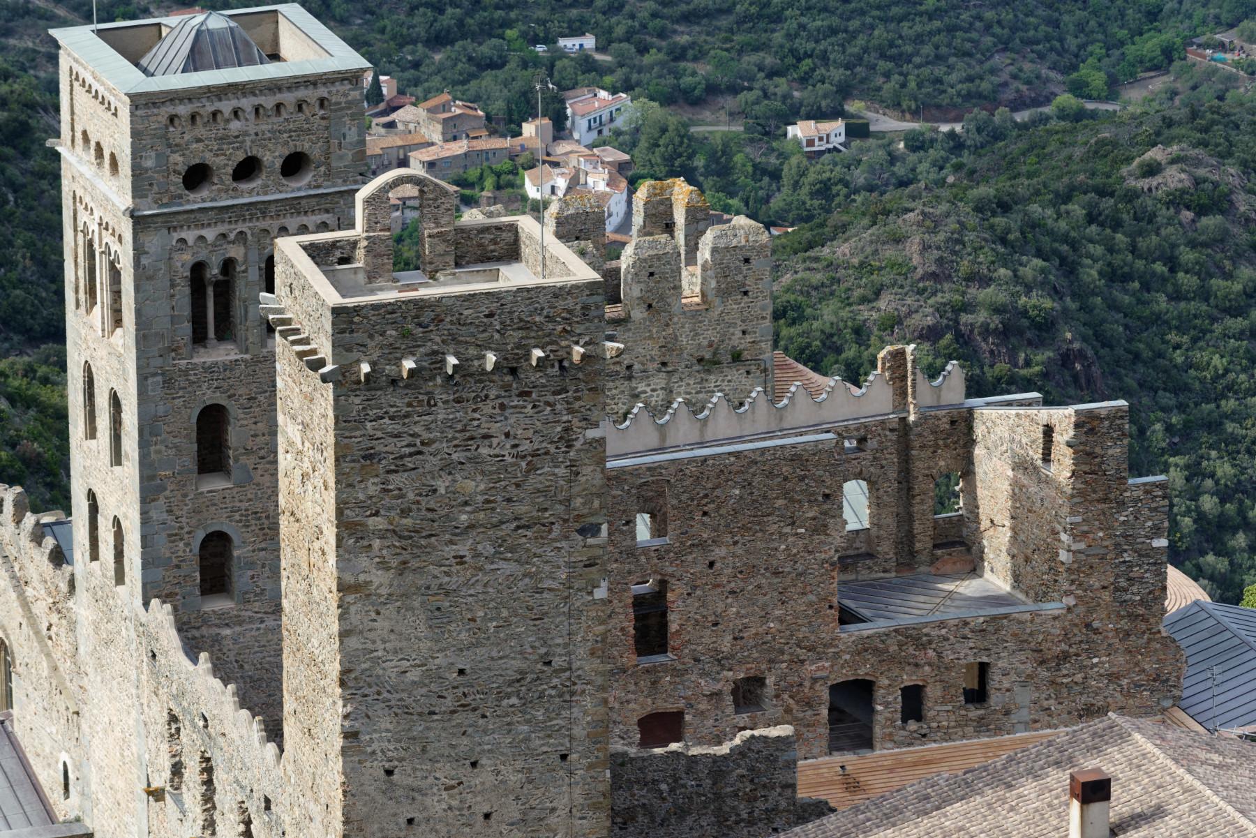 180430-3-Monestir de sant Pedre de Rodes (34) (Catalogne-Espagne)