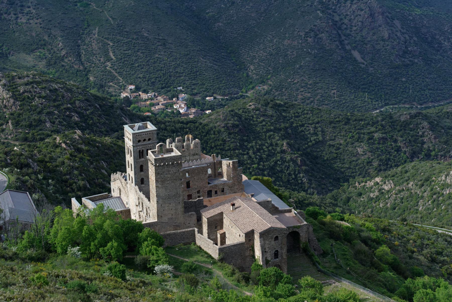 180430-3-Monestir de sant Pedre de Rodes (41) (Catalogne-Espagne)