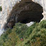 181217-(165) Erosion du dauphin - Garganta de Mascun (Aragon-Somontano)