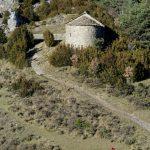 181220-(113) Tella La ermita dedicada a los Santos Juan y Pablo (Aragon-Sobrarbe)