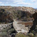 190407-2 (22) Barrage Isabel II (Sierra Alhamilla-Andalousie)