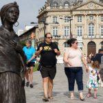 190623 (142) Un matin à Bordeaux - Autour d une statue