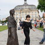 190623 (148) Un matin à Bordeaux - Autour d une statue