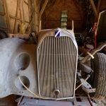 200910-(50) Henri voitures anciennes (Belves - Dordogne)