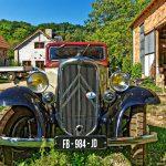 200910-(73) Henri voitures anciennes (Belves - Dordogne)