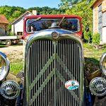 200910-(74) Henri voitures anciennes (Belves - Dordogne)