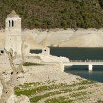 201005-(29) Lac Mediano niveau très bas (Aragon-Sobrarbe)