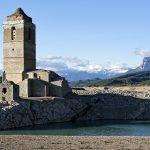 201005-(48) Lac Mediano niveau très bas (Aragon-Sobrarbe)