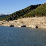 201005-(61) Lac Mediano niveau très bas (Aragon-Sobrarbe)