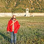 201005-(62) Lac Mediano niveau très bas (Aragon-Sobrarbe)