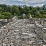 4350-HDR-Pont roman à Capella (Aragon)