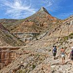 (7002) Ascension du Cabezo del Fraile - Bardenas La Negra