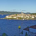 9957-Korcula - ile Korcula (Sud Dalmatie)