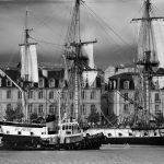 L'Hermione à Bordeaux - Le départ (7)