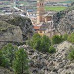 150308-Bardenas Blanca - Route de Ermitage del Yugo à Arguedas (25)