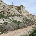 150308-Bardenas Blanca - Route de Ermitage del Yugo à Arguedas (71)