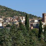 170928-(102) El Grado et son pont canal (Aragon-Somontano)