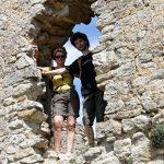 (7390) Montée au château de Samitier (Sobrarbe)