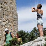 (7400) Montée au château de Samitier (Sobrarbe)