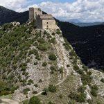 (7407) Montée au château de Samitier (Sobrarbe)