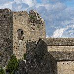 (7410) Montée au château de Samitier (Sobrarbe)