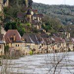 200203-(15) La Roque Gageac sous les eaux (Dordogne)