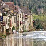 200203-(22) La Roque Gageac sous les eaux (Dordogne)