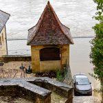200203-(23) La Roque Gageac sous les eaux (Dordogne)