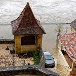 200203-(24) La Roque Gageac sous les eaux (Dordogne)