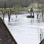 200203-(25) La Roque Gageac sous les eaux (Dordogne)