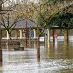 200203-(49) La Roque Gageac sous les eaux (Dordogne)