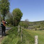 210423-(128) Randonnée Allas-Bousseyral 14kms (Périgord noir).NEF
