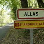 210423-(45) Randonnée Allas-Bousseyral 14kms (Périgord noir)